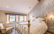 The Great Barn bedroom