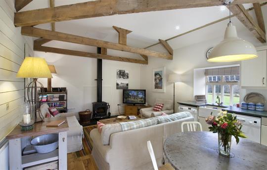 Cardinan sitting room