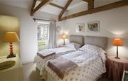 Cardinan twin bedroom