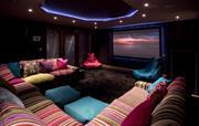 Luxury cinema in Waternook