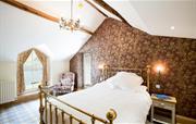 Luxury bedrooms in Waternook