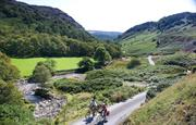Great for countryside cycle routes to explore