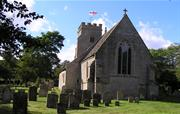 Holy Rood Church, Shilton