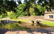 The Ford at Shilton (The Chestnuts)