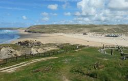 Places to see - Perranporth Beach