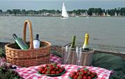 Picnic at Collimer Point
