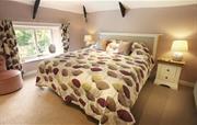 Rose bedroom - Super king