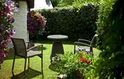 Private garden nooks