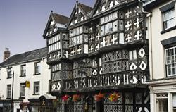 Ludlow, the Feathers