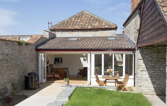 Park Cottage annexe sleeps 6