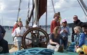 Take a barge trip