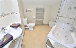 Douglas's Barn bathroom