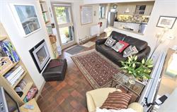 Douglas's Barn sitting room