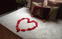 The  perfect honeymoon retreat