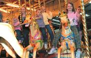 Indoor Fun Fair at Folly Farm