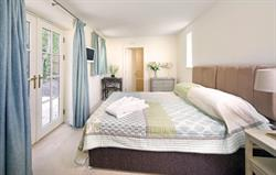 Castellated bedroom