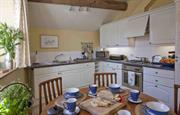 The Coach House kitchen/diner