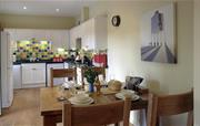 Kitchen in Cornflower Cottage