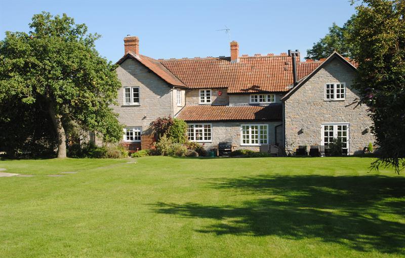 Gray Manes a beautiful stone house