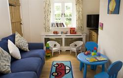 toddlers playroom with toys