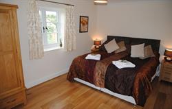 All bedrooms have oak furniture