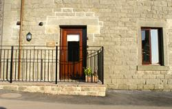 Ash Cottage exterior