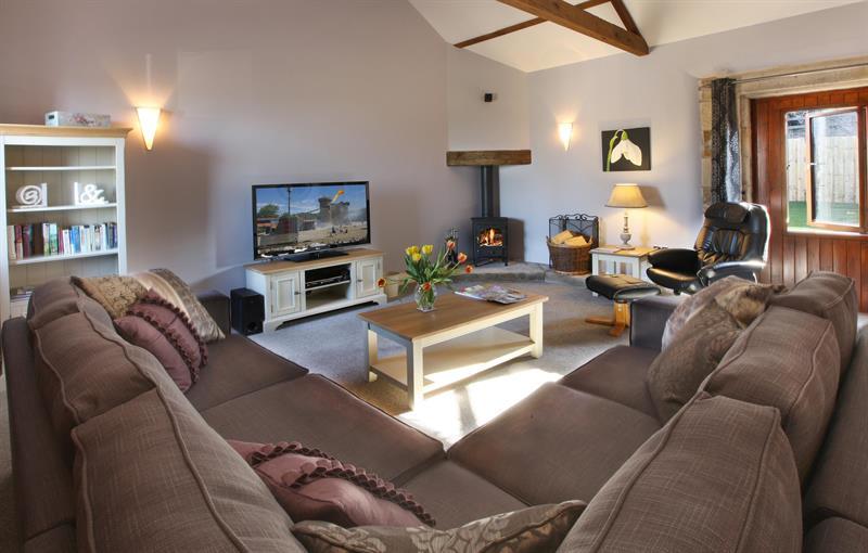 Tower Barn lounge