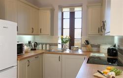 Tower Barn kitchen