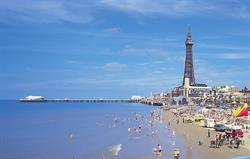 Visit busy Blackpool