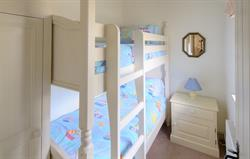Sandpiper Cottage - bunk bedoom