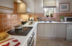 Elgar fully fitted kitchen