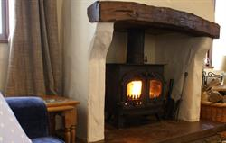 Mill Barn log burner