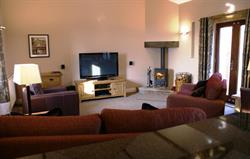 Watson Cottage lounge