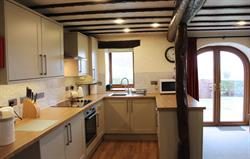 Garth Cottage kitchen