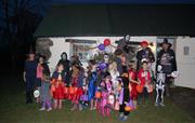 Let the Trick or Treat fun begin!