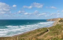 The Roseland Coastal Path