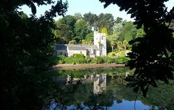Walk to St Just In Roseland Church