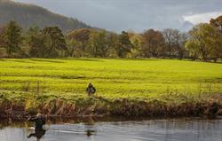 Fly Fishing - River Dee