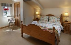 The Granary top floor bedroom