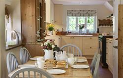 Cherry Tree Farmhouse kitchen