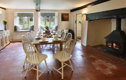 Cherry Tree Farmhouse dining room
