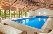13m swimming pool and sauna