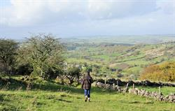The walk from Blakelow to Winster