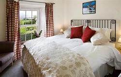 Croft House Bedroom