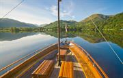 Take a trip on Ullswater steamers