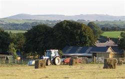 View of Croft Farm