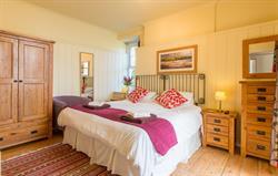 Croft House Twin Superking Bedroom