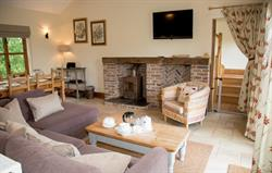 Cowbyre open plan sitting room