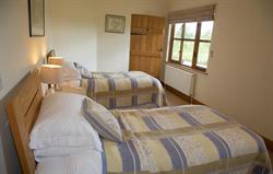 Cowbyre Twin Room