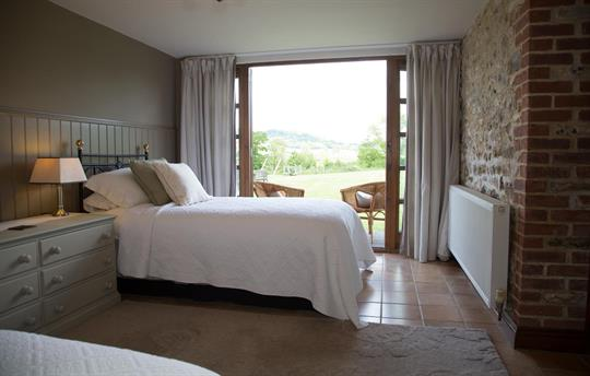 Haybarton twin bedroom